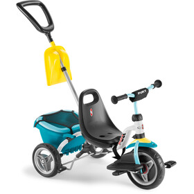 Tricycle Puky CAT SP - Blanc/Menthe